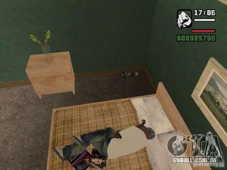 A possibilidade realista de para GTA San Andreas