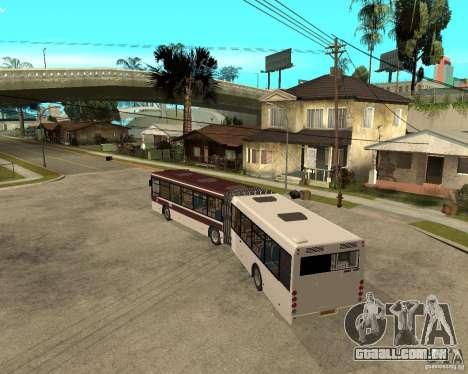 LIAZ 6213.20 para GTA San Andreas esquerda vista