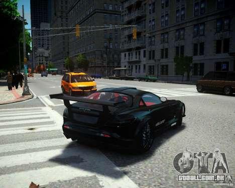 iCEnhancer 2.1 Final para GTA 4 nono tela