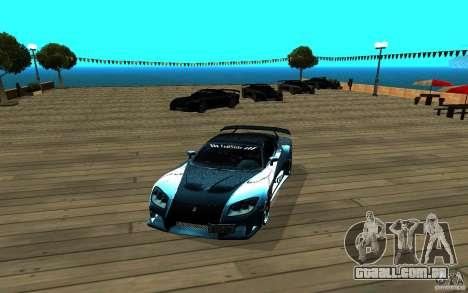 ENB para qualquer computador para GTA San Andreas terceira tela