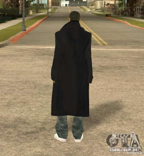 Casual Man para GTA San Andreas por diante tela