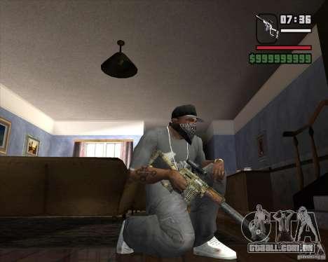 VSK74 para GTA San Andreas segunda tela