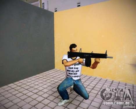 Pak de GTA 4 The Ballad of Gay Tony para GTA Vice City segunda tela