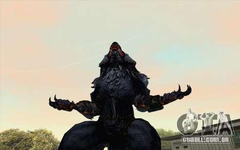 Werewolf Transformation V1.0 para GTA San Andreas segunda tela