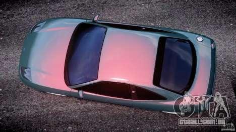 Fiat T20 Coupe para GTA 4 vista lateral