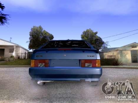 Estoque de 2113 VAZ para GTA San Andreas traseira esquerda vista