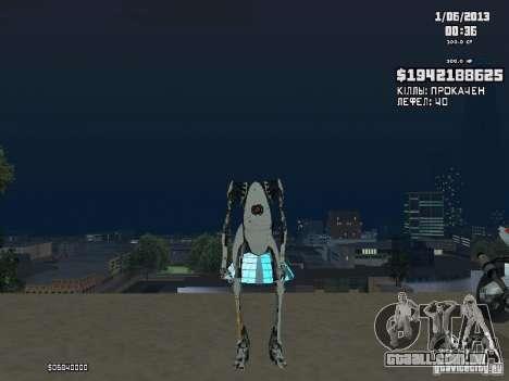 P-body para GTA San Andreas segunda tela