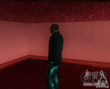 Ckin repórter para GTA San Andreas terceira tela