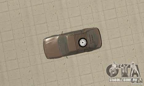 Saab 9000 GT Drifting 1998 para GTA San Andreas vista direita