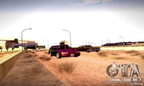 Drag Track Final para GTA San Andreas oitavo tela
