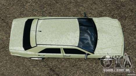 Esporte de Mercedes-Benz 190E 2.3-16 para GTA 4 vista direita