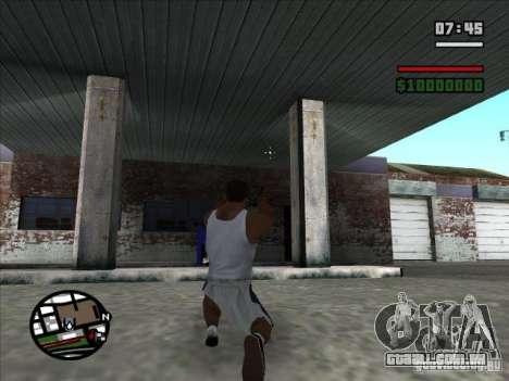 TMP para GTA San Andreas terceira tela