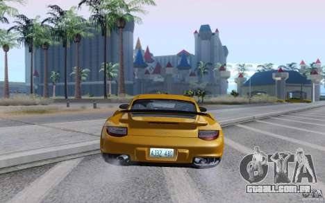 Advanced Graphic Mod 1.0 para GTA San Andreas sexta tela