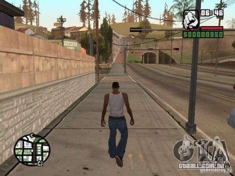 PARKoUR para GTA San Andreas terceira tela