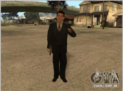 Peles La Cosa Nostra para GTA San Andreas segunda tela