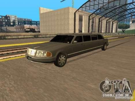 HD Stretch para GTA San Andreas