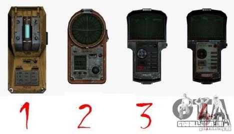 Detector de s. l. a. t. k. e. R # 1 para GTA San Andreas