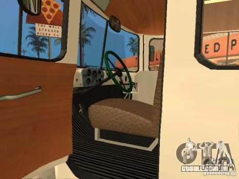 685 Kavz para GTA San Andreas vista direita