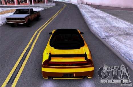 ENBSeries by HunterBoobs v3.0 para GTA San Andreas quinto tela