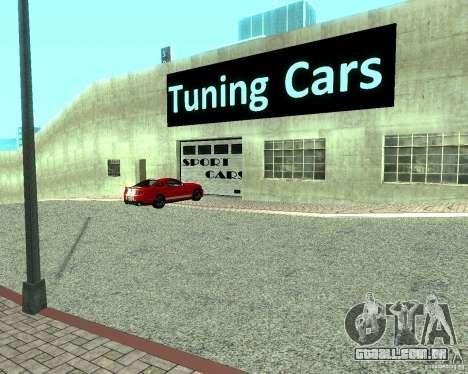 HD Motor Show para GTA San Andreas