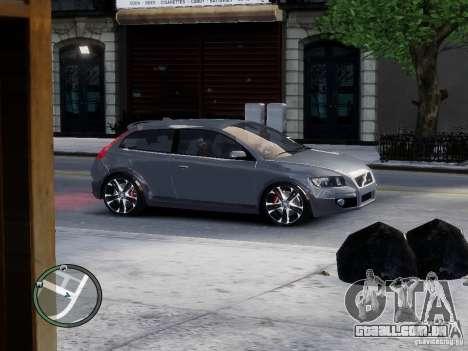 VOLVO C20 RSIGION para GTA 4 esquerda vista