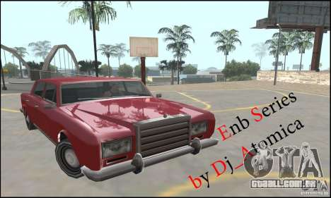 Enb Series HD v2 para GTA San Andreas