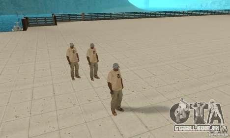 Um monte de CJ para GTA San Andreas