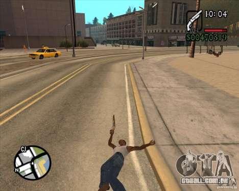 Endorphin Mod v.3 para GTA San Andreas décimo tela