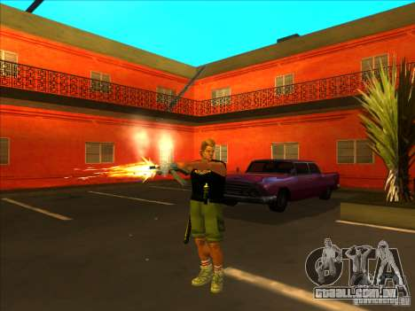 Phil para GTA San Andreas terceira tela