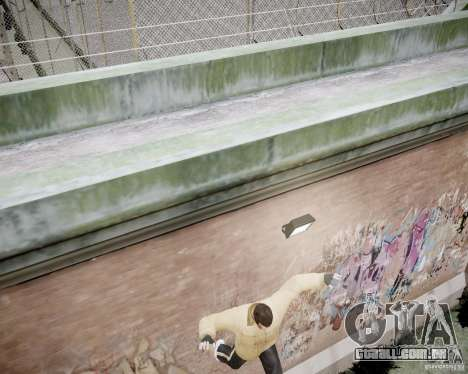 Prison Break Mod para GTA 4 quinto tela