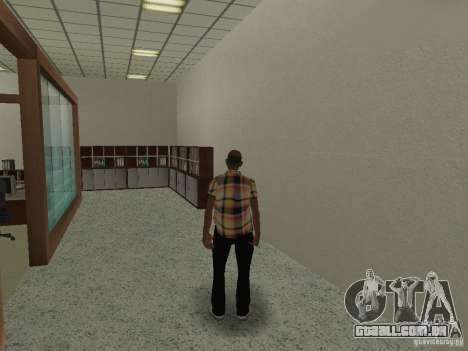 New bmost v2 para GTA San Andreas terceira tela