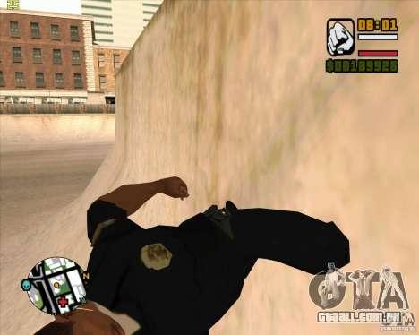 39 animações do jogo Assassins Creed para GTA San Andreas sexta tela