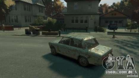 VAZ 2103-Rusty v 1.0 para GTA 4 esquerda vista
