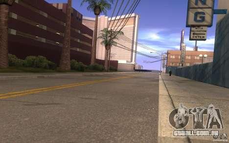 ENBSeries by muSHa v2.0 para GTA San Andreas segunda tela