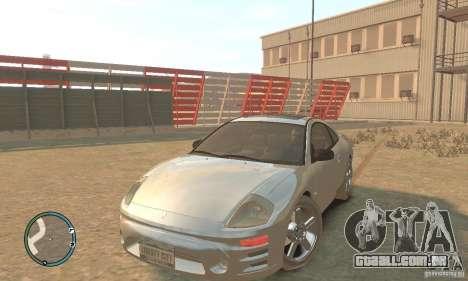 Mitsubishi Eclipse Spyder para GTA 4
