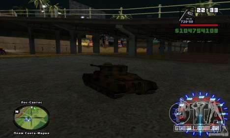 RC mod para GTA San Andreas terceira tela