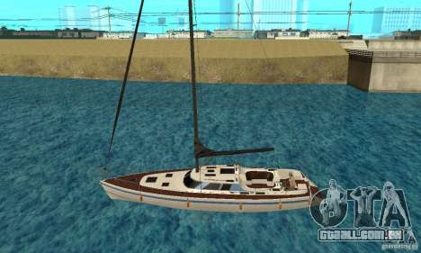 GTAIV Marquis para GTA San Andreas