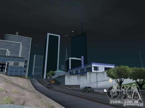 Weather manager para GTA San Andreas sétima tela