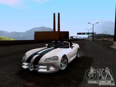 Dodge Viper SRT-10 Custom para GTA San Andreas