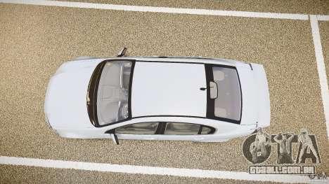 Holden Commodore SS (CIVIL) para GTA 4 vista direita