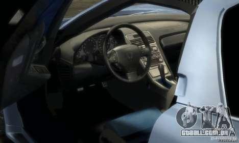 Acura NSX Veilside Fortune v 1.0 para GTA 4 traseira esquerda vista