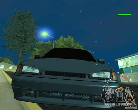 VAZ 2113 Ferarri para GTA San Andreas vista superior