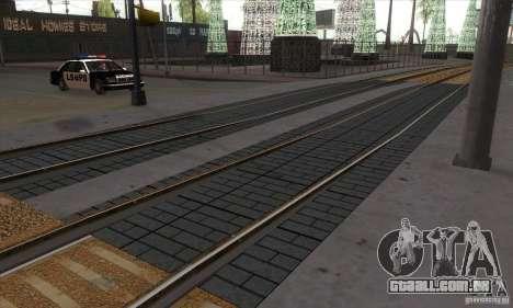 Russian Rail v2.0 para GTA San Andreas terceira tela