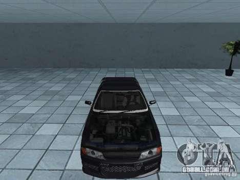 Nissan Skyline R32 Tuned para vista lateral GTA San Andreas