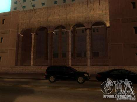 City Hall Los Angeles para GTA San Andreas segunda tela