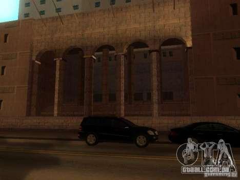 City Hall Los Angeles para GTA San Andreas segunda tela