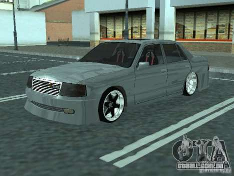 Toyota Crown S 150 TuninG para GTA San Andreas