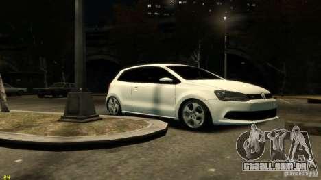 Volkswagen Polo v1.0 para GTA 4 esquerda vista