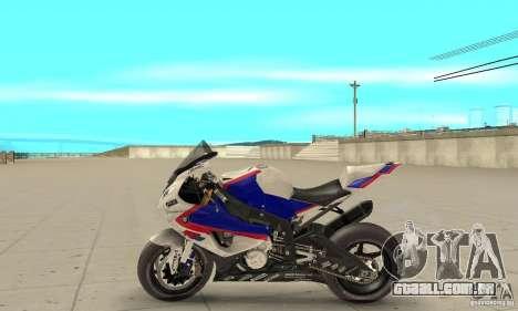 BMW S1000RR 2009 para GTA San Andreas