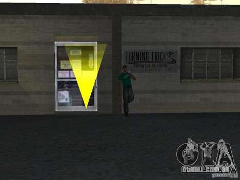 V 1.0 de escola condução realista para GTA San Andreas